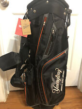 Yuengling Wilson Stand Bag- New in Box with Straps