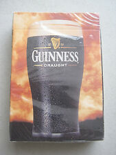 GUINNESS DRAUGHT WIDE OFFICIAL MERCHANDISE SEALED PLAYING CARDS