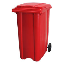 360 Litre Wheelie Bin | Red