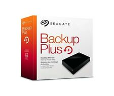 "Seagate BackUp Plus Desktop 3.5"" USB 3.0 Enclosure External SATA Drive Case New"