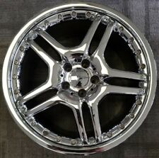 "AMG 19"" MERCEDES CLS63 CHROME WHEEL RIM 19x9 1/2 2007-2008 REAR RIM"