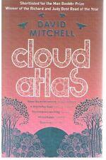 Cloud Atlas,David Mitchell- 9781444710212