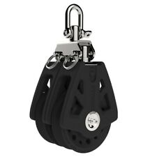 Lewmar Synchro 60mm Double Block + Shackle