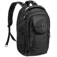 SwissGear Backpack Laptop Travel Backpack ScanSmart Monochrome Black SA2762