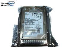 781577-001 HPE 600GB 12G SAS 10K 2.5 SC HDD 781516-B21 ** nuevo ** 0 horas