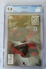 Catwoman 54 June 2006 CGC Graded 9.8 Adam Hughes Cover DC Comics Batman