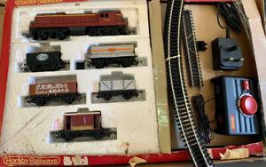 Hornby Australian Outback Train set