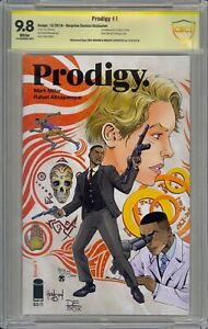 Prodigy.  #1 Surprise Comics Exclusive Signed by Eric Henson +1 Ltd to 500