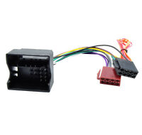 Radio Adapter Kabel Autoradio Quadlock ISO für OPEL Astra H Corsa D Zafira B