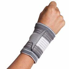 Bionix Elasticated Hand Wrist Support Compression Brace Bandage Adjustable Strap