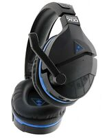 Turtle Beach Stealth 700 Headband Headsets for Sony Play Station Black & Blue 👌