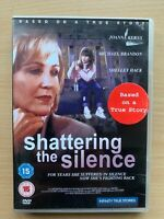 Shattering The Silence DVD 1993 aka Not in My Family True Life Abuse Drama