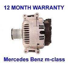 3692UK Fits Mercedes ML55 5.5 alternator 2000-2005 163