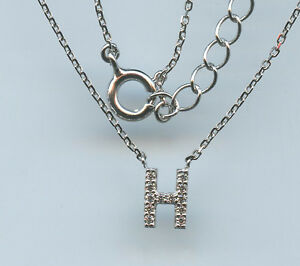Sterling Silver Synthetic CZ Initial S Pendant QC6525S