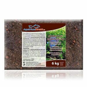 (1,49€/1kg) Aquarium Bodengrund Nährboden 6 KG 180 Liter Aquarien Nährstoffe Min