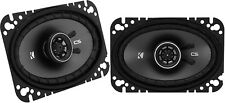 KICKER 43CSC464 CAR AUDIO STEREO 4X6