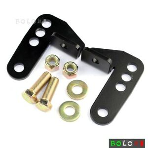 Adjuster Shock Mount Lowering Drop Kits For Harley Sportster 883 1200 2000-2015