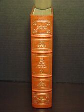 SIGNED 60 - FRANKLIN LIBRARY - THE BIG ROCK CANDY MOUNTAIN - WALLACE STEGNER