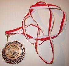 27. Rahlstedter Wandselauf Hamburg 2012 Medaille am Band NEU (A57v)