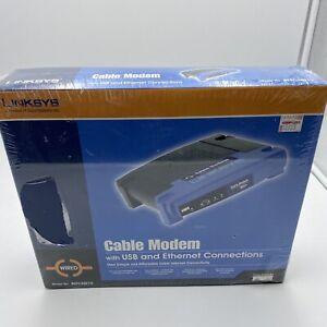 Linksys Cable Modem BEFCMU10 42.88 Mbps New