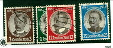 Used Germany #432 - 435 (Lot #14049)