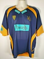 Duncan Fearnley County Cricket Shirt Top Adults Size L Large Powells / Gales HSB