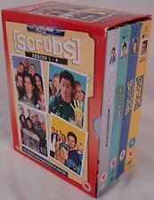 Scrubs Series 1 - 4 16 Disc Collector's Pack DVD - DVD  9QVG The Cheap Fast Free