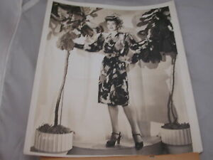 Jane Wyman Princess O'Rourke original press photo