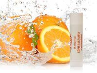 Lip Balm with Orange Essential Oil & Hyaluronic Acid + Vitamin E