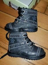 NIB PRIMIGI leather girls boots. Size US 5.5 / EU 21