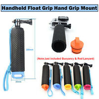 Portable Handheld Float Grip Hand Grip Mount For Gopro Hero9 Action Camera Parts