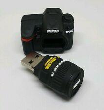 32GB Digital Camera DSLR NIKON USB Memory Stick USB 2.0 Flash Drive