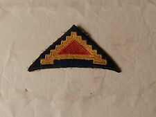US 7th Army Patch
