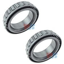 Pair Set of 2 Rear Inner WJB Wheel Bearings for Ford F-500 M-450 P-500