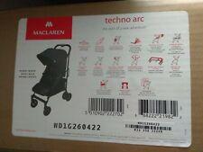 Maclaren Techno Arc Buggy - Neugeborene bis 25kg