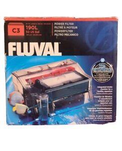 Fluval C3 Power Clip-On Filter
