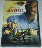 Manic DVD *RARE opp