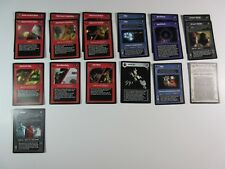 Lot of 19 Cards DS Reflections II BB Limited Decipher Star Wars CCG NM/SP (R2A)