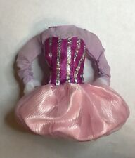 Liv Doll Hayden The White Rabbit Pink And Purple Bubble Dress