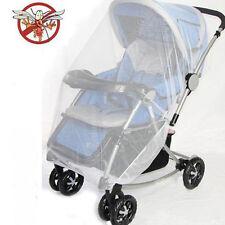 Hohe Qualität! Weiß Kinderwagen Moskitonetz Gitter Kinder Anti-Moskito Insekt