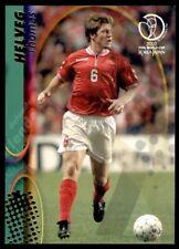 Panini WORLD CUP 2002 Tarjeta-Michael Ballack Alemania no 53