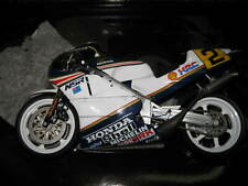 1/12 MINICHAMPS HONDA NSR500 WAYNE GARDNER CHAMPION 1987 #2 BIKE MOTO GP DAMAGED