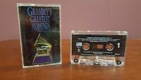 Grammy's Greatest Moments, Vol. 2 by Various Artists (Cassette, Feb-1994)