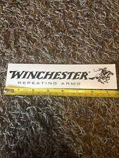 Winchester Sticker Decal Shot Show 2020 Black Rifles Cowboy Guns Tactical