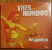 Tres Mundos Bellydance Reggaeton CD BDSS Fusion