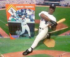 1995 Frank Thomas - Starting Lineup - Slu - Figurine & Card - Chicago White Sox