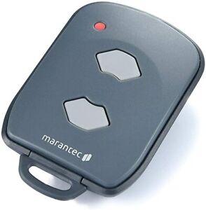 Marantec Digital 392 868 remote control - New version of Digital 382 302 313 321