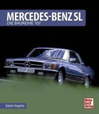 Mercedes SL R107 C107 280 300 350 380 420 450 500 560 SLC Buch book W107 Rallye