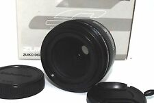 Olympus Zuiko 35mm f/3.5 Macro Lens For Four Thirds w/Box [Exc++] from Japan