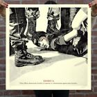OBEY The High Cost Of Free Speech Print  LE 575 Signed Shepard Fairey CONFIRMED!